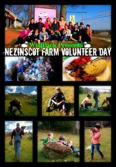 """Super fun post-primal volunteer day at Nezinscot Farm Store today. We certainly hit the """"WolfPack Jackpot"""" of volunteer activities: removing rocks from one of the livestock fields. Deadlifting, carrying, pressing, and throwing galore!!"""