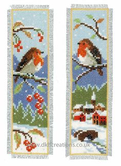 winter-robin-bookmark-cross-stitch-kit-5710-p.jpg (580×800)