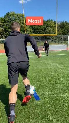 Soccer Footwork Drills, Soccer Practice Drills, Football Coaching Drills, Soccer Training Drills, Football Tricks, Football Workouts, Football Videos, American Football Players, Soccer Players