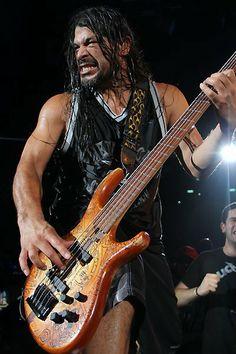 The official website for all things Metallica. Cliff Burton, Robert Trujillo, James Hetfield, Ron Mcgovney, Jason Newsted, Guitar Guy, Music Guitar, Guitar Players, Metallica