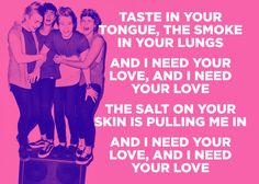 "5 Seconds Of Summer, ""Waste The Night"" 