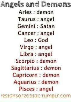 I AM GOOOOOOOOOOOODDDDDDDDD!!!!!(I'm also an angel, since I consider myself Cancer and Leo)