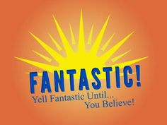 It works as it's title of book of how far FANTASTIC can take someone from the darkest of times. http://www.amazon.com/FANTASTIC-Word-Shape-Your-Destiny-ebook/dp/B00KRO4816