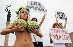 Read our new post! http://empower-media.org/2012/06/18/ukraine-from-dreams-of-my-grandmother-to-topless-protests/    Today we report on the Ukraine as Mary tells the story of her grandmother coming to America and what Ukrainian women face today. You have heard of the FEMEN protests right?
