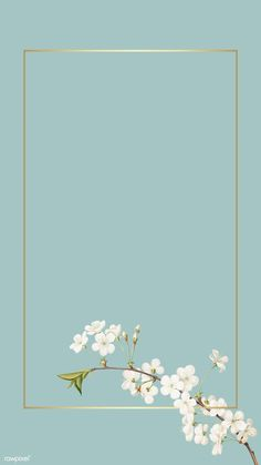 Tiny white flower on turquoise background mockup illustration premium image by Adj HwangMangjoo Classy Wallpaper, Framed Wallpaper, Flower Background Wallpaper, Flower Backgrounds, Wallpaper Backgrounds, Flower Background Design, Background Designs, Backgrounds Free, Background Vintage