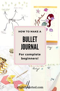 This is a great post for some simple and easy to follow advice on how to make a bullet journal for beginners! It takes you right through every step in order, and there are links to more in-depth posts on bullet journal spreads, bullet journal collections, and bullet journal trackers. This is a great little guide on how to make a bullet journal for beginners, and I am now the proud owner of a lovely bullet journal :)