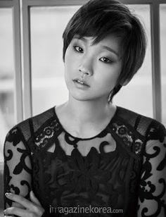 Park So Dam - Harper's Bazaar Magazine January Issue 2016