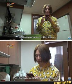 Image result for heechul funny