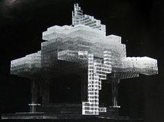 FULLAONDO, Juan Daniel: Templete al aire libre, 1963.