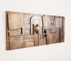 Nerone And Gianni Patuzzi Wall Sculpture | From a unique collection of antique and modern wall-mounted sculptures