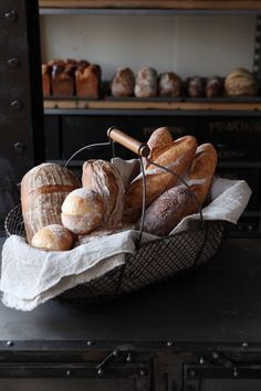 Loaves of beautiful, rustic bread Rustic Bread, Birthday Desserts, Our Daily Bread, Fresh Bread, Artisan Bread, Bread Baking, Food Styling, Food Inspiration, Bread Recipes