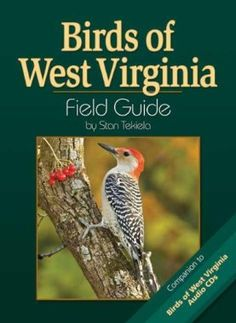 Peak fall foliage map for canada peak week for eastern panhandle birds of west virginia field guide paperback fandeluxe Images