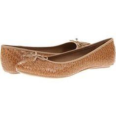 MIA Brandy Woven Ballet Flats