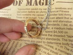 SALE The Lord of the rings jewelry One by wholesalejewelrysale, $1.60 Super nerdy but I LIKE it