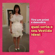 Temos uma certeza: um desses modelos vai ser #OVestidoIdeal! 👰💖 #vestido #casamento #noiva Bouquet, Formal Dresses, Fashion, Dream Wedding, Engagement, Woman, Templates, Outfits, Routine