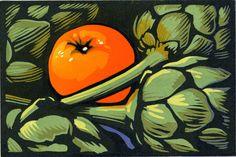 Chris Wormell Illustrator: Linocuts
