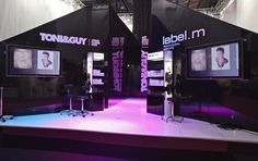 Toni and Guy @ Salon International / London