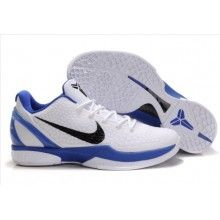 buy popular ec840 84650 Nike Zoom Kobe VI Mens Basketball Shoe Royal Blue White Black Kobe 6 Shoes,  New