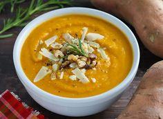 Sweet Potato Soup Tw