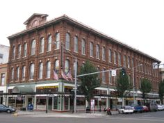 Historic Downtown Salem Oregon | Salem Downtown Historic District - Salem, Oregon - U.S. National ...