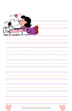 Free Printable Cartoon Valentine's Day kid Stationary - I-Love ...713 x 1091 | 257.7 KB | i-love-cartoons.us