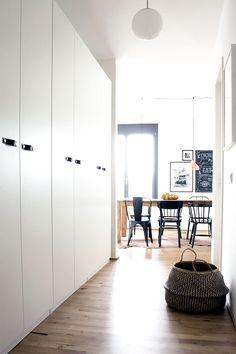INDECORATE Make-over: Moderne Neubauwohnung im skandinavischen Stil