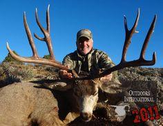 Arizona Strip Unit 13B Mule Deer