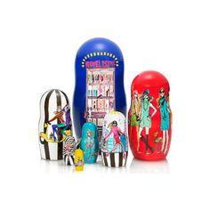 Henri Bendel | Pretty Bendel Things - Russian Nesting Dolls