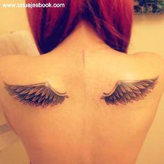 tatuajes de alas 26                                                       …