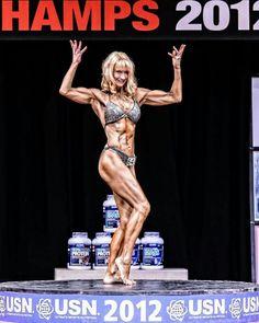 784bac16c23d01 Linda Taylor 58 year old female bodybuilder