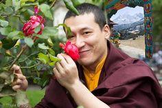 Happy Birthday S.H. 17. Karmapa Thaye Dorje* Seine Heiligkeit der 17. Gyalwa Karmapa Trinley Thaye Dorje wurde 6.Mai 1983 in Lhasa, Tibet geboren.