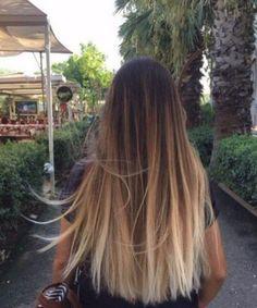 50 ideas naturales del color del pelo de Balayage