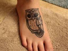 Bildergebnis für eule tattoo new school