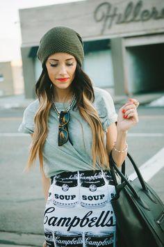 Fashion Estate - Style'd Avenue: Quirky Soup