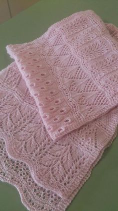Free Pattern: Advent-Calender-Scarf 2012