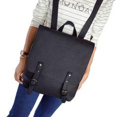 d6b1b07f59f Fashion Women PU Leather Backpack School Bag Travel Bookbag Casual Female  Rucksack High Quality ladies backpacks