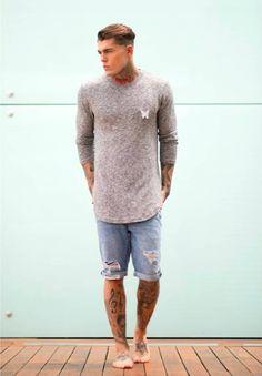 Stephen James for Good for Nothing Clothing @stephen_james_hendry Instagram
