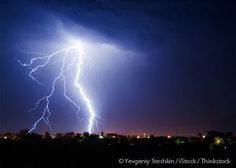 Lightning Strikes and how to survive them.