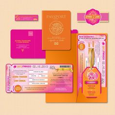 Going to get married in Goa beach with destination themed wedding, then Boarding Pass invites indulge a message about the journey of the couple-to-be -123WeddingCards Indian wedding cards, Indian wedding invitations, Wedding cards online