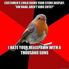 """retail robin"" | quickmeme »"
