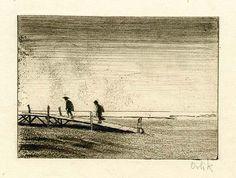 Emil Orlik: Bei Enoshima