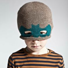 Super Fun Winter Hat  by Oeuf - Brooklyn(love this..)