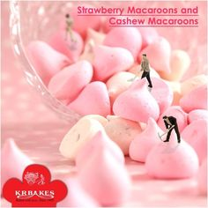 With a blend of crispness, and softness, macaroons at KR Bakes would make you drool.  #KRBakes #KRBakesSince1969 #BakedWithLove #Macroons