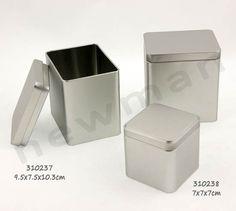 Μεταλλικό κουτί! Υλικά μπομπονιέρας | bombonieres.com.gr