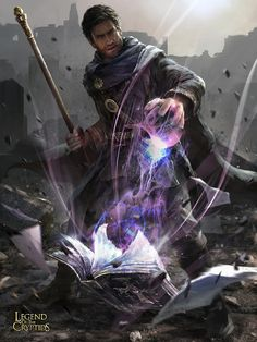 Artist: Unknown name aka sk112- Title: Unknown - Card: Wisdom Seeker Lasse (Ascendant)