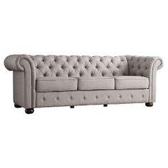 Beekman Place Chesterfield Sofa