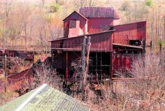 Shoaf Mine & Coke Works, Shoaf, Fayette Co., PA     SHOAF, PA