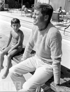 #35 John F. Kennedy presidential style of the presidents