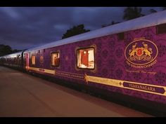 The Golden Chariot - A Luxury Hotel on Wheels