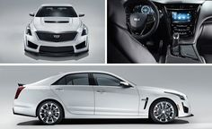 2016 Cadillac CTS-V: In-Depth with the Four-Door Corvette – Feature – Car and Driver